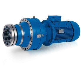 Air motor technology motors gearboxes power transmission for Air powered gear motor