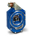 M series - Shaft mounted Industrial gearbox