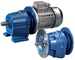 Inline Helical Industrial Gearbox   - RCV